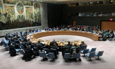 """حذف إدانة """"خطة السلام"""" الأميركية من مشروع قرار فلسطيني في مجلس الأمن"""