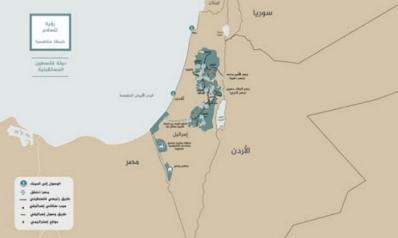 """قراءة """"مائية"""" مثيرة لصفقة القرن: إسرائيل تتحول إلى """"بائع مياه"""" وتبتلع """"الجوفي"""" ومليارات """"البوتاس"""""""