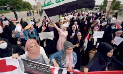 إدانات دولية ومحلية للسلطات العراقية لاستعمالها العنف ضد المحتجين