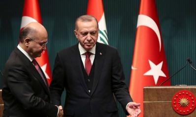تركيا تستثمر ارتباك إيران لبسط نفوذها في العراق