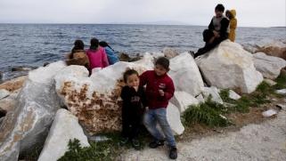 ألمانيا: الاتحاد الأوروبي يخطط لاستقبال أطفال مهاجرين وصلوا إلى اليونان