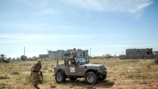 الجيش الليبي يقلب موازين القوى العسكرية قرب الحدود مع تونس