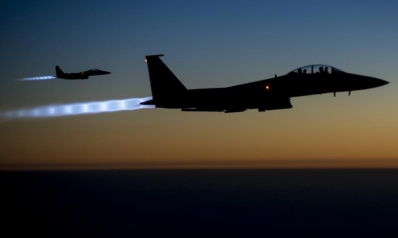 """قتلى وجرحى في قصف أميركي لمجموعة عراقية مسلحة """"موالية لإيران"""""""
