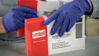 الانتخابات الرئاسية الأميركية في قبضة كورونا