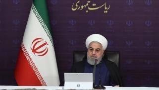 روحاني مخاطبا الإيرانيين: كورونا قد يبقى عاما أو عامين وعلينا التعايش معه