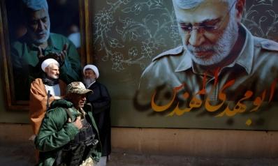"""""""عصبة الثائرين"""".. علامات تطور دور إيران في العراق"""