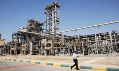 العقوبات الأميركية تعطل ربع منصات الحفر النفطي في إيران