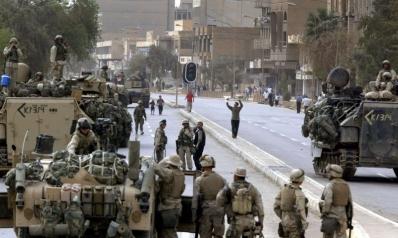 الهدف كان العراق وليس النظام