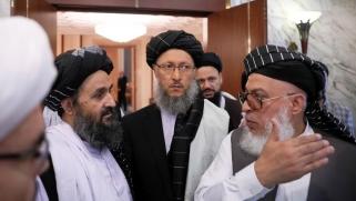 برعاية قطرية أميركية.. اجتماع بين طالبان والحكومة الأفغانية لإنعاش آمال السلام