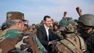 9 سنوات من الحرب… هل نجا نظام الأسد من السقوط؟