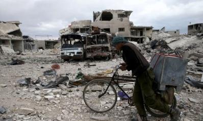 الحرب السورية تبدأ عامها العاشر والمدنيون يدفعون الثمن الأكبر
