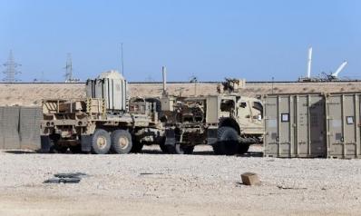 """واشنطن تشرع في نشر منظومة """"باتريوت"""" في العراق"""