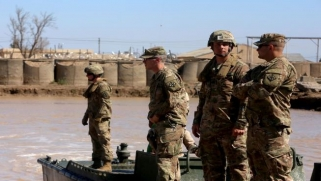 واشنطن تعيد تموضع قواتها في العراق