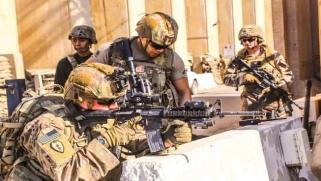 """هجوما التاجي يحرجان بغداد: تورط ضابط عراقي و""""النجباء"""""""