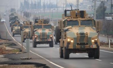هل تحاول إيران تخريب اتفاق وقف إطلاق النار في إدلب؟