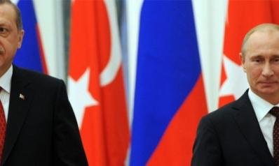 العلاقات الروسية التركية واختبار فحص الجهد الأول