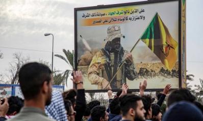 واشنطن تنفذ ضربات انتقامية على مواقع لحزب الله العراقي