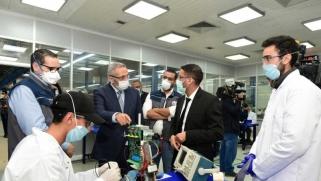 كورونا يحفز تصنيع أجهزة التنفس في المغرب