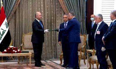 دعم داخلي وخارجي يمهد طريق تشكيل الحكومة العراقية