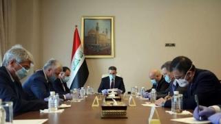 وفد إيراني في بغداد لفك تناحر الأحزاب الشيعية على الزرفي وبدائله