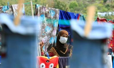 كورونا يفاقم معاناة اللاجئين السوريين والفلسطينيين في لبنان