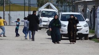 كورونا يفاقم الأوضاع الصعبة للنازحين في مخيمات العراق