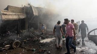 تنظيم الدولة يهاجم مجددا بالعراق.. تفجيران بأحزمة ناسفة يستهدفان مبنى استخبارات