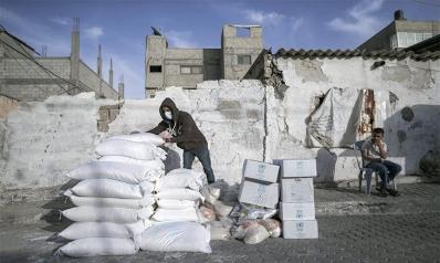 قطاع غزة بين مطرقة كورونا وسندان الاحتلال الإسرائيلي