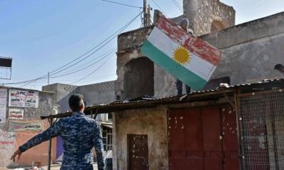 أكراد العراق يلوحون بورقة داعش لاستعادة دورهم في كركوك