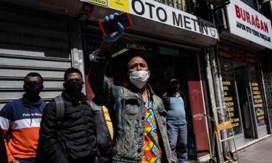 تفاقم مأساة المهاجرين الأفارقة بإسطنبول في ظل تفشي وباء كورونا
