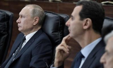 الأسد بات يسبب صداعا لبوتين والكرملين يلوم دمشق