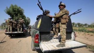 """القوات العراقية تستعد لإطلاق عملية عسكرية لمطاردة بقايا """"داعش"""""""