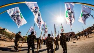 """بيان مشترك لفصائل عراقية مسلحة تعتبر القوات الأميركية """"احتلالاً"""""""