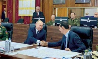 لماذا تتحدث موسكو عن «تدهور شعبية» الأسد؟