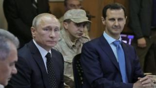 هل تصبح روسيا جزءاً من الحل في سورية؟