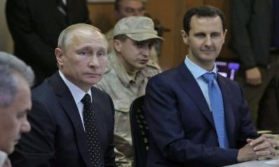 لهذا السبب بوتين غاضب من بشار الأسد