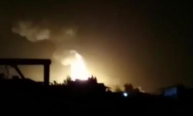 طائرات مجهولة تقصف مواقع سورية وتوقع قتلى في صفوف مليشيات تابعة لإيران
