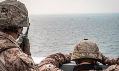 الجيش الأميركي يحذر من الاقتراب من سفنه لمسافة 100 متر