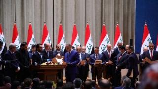 الكاظمي ينتزع الفوز من حلفاء إيران في جولته الأولى