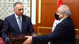 الكاظمي يفضل التعاون مع الولايات المتحدة والخليج على شراكة متعبة مع إيران