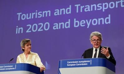 إجراءات التخفيف.. الاتحاد الأوروبي يسعى لفتح حدود دوله لتسهيل السياحة