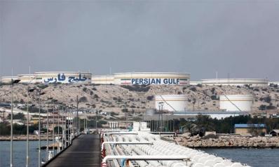 هبوط صادرات النفط الإيرانية إلى مستوىً قياسيٍ منخفض
