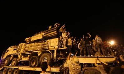 مصدر قلق بشمال أفريقيا.. قائد أفريكوم يحذر: التدخل الروسي أجج الصراع في ليبيا