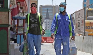 قطر تدخل مرحلة الفزع من كورونا