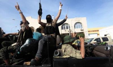 ليبيا ساحة صراع جديدة بين المقاتلين السوريين