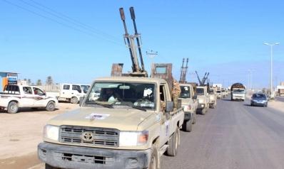 القوة الجوية وسيلة الجيش الليبي لدكّ ميليشيات الوفاق