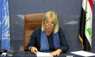 """رئيسة بعثة """"يونامي"""": العراق يواجه تحديات كبرى تفاقمها جائحة كورونا"""