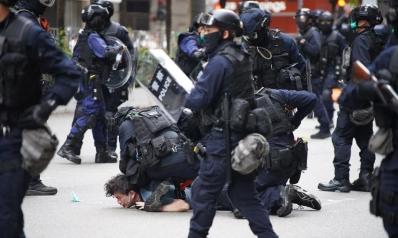 """هونغ كونغ تتحرك ضد """"قانون الأمن القومي"""" وأميركا تحذر الصين"""