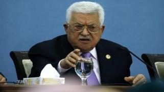 عباس: فلسطين أصبحت بحل من الاتفاقات مع أميركا وإسرائيل بما فيها الأمنية
