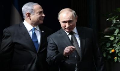 """مباركة روسية ضمنية لـ""""صفقة القرن""""؟"""